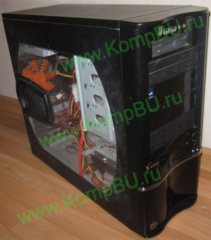 двухядерный компьютер Б/У Intel Core 2 DUO E6700 (2x2.67GHz) /8192Mb DDR3 /1000Gb /256Mb GeForce 6600 /DVD-RW /sound /LAN /ATX 500W