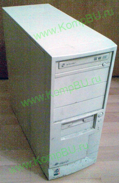 компьютер Б/У Pentium-4 3.0GHz /1024Mb /80Gb /video /DVD-RW /sound /LAN /ATX 350W