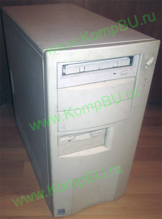 компьютер Б/У Pentium-3 1000MHz /512Mb /20Gb /video /DVDROM /sound /LAN /ATX 300W