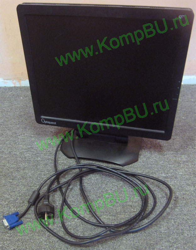 "монитор Б/У 17"" TFT Viewsonic Optiquest Q7 (встроенные колонки)"