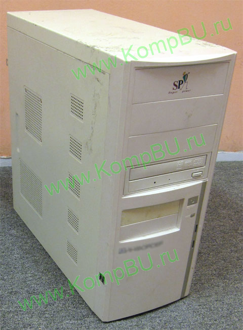 компьютер Б/У Intel Pentium-4 3.0GHz /1024Mb /80Gb /video /DVD-RW /sound /LAN 1G /ATX 350W