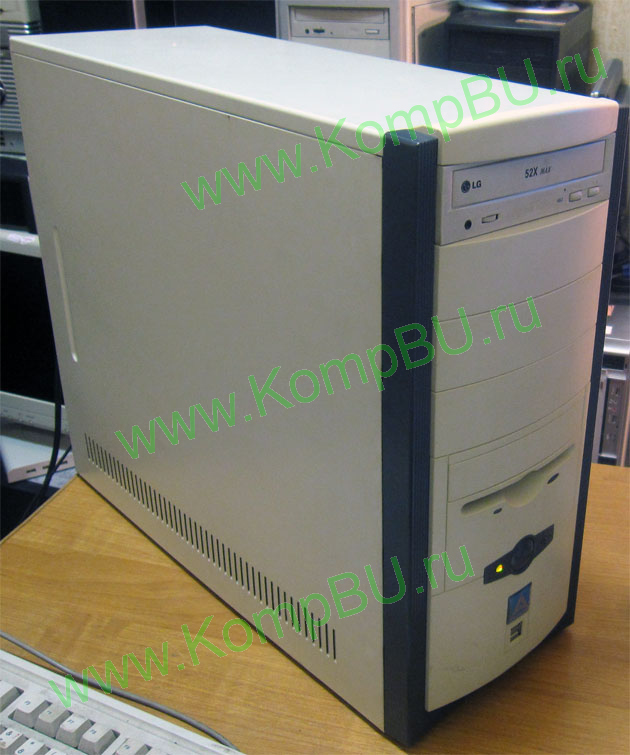 компьютер Б/У AMD Athlon 2500+ (1.8GHz) /512Mb /80Gb /video /CDROM /sound /LAN /ATX 350W