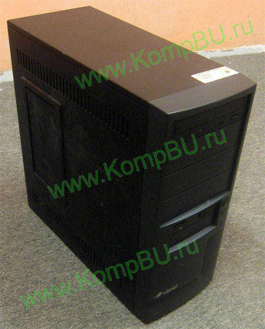 компьютер Б/У Intel Celeron D 3.06GHz /1024Mb /80Gb /video /CDROM /sound /LAN 1G /ATX 300W