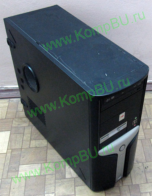 компьютер Б/У Intel Celeron 440 2.0GHz /1024Mb /80Gb /video /DVDRW /sound /LAN 1G /ATX 350W
