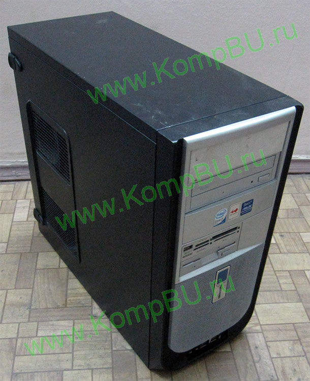 двухядерный компьютер Б/У Intel Core 2 DUO E6600 (2x2.4GHz) /2048Mb /160Gb /256Mb GeForce 7900GS /DVDRW /sound /LAN 1G /IEEE1394 (FireWire) /ATX 450W