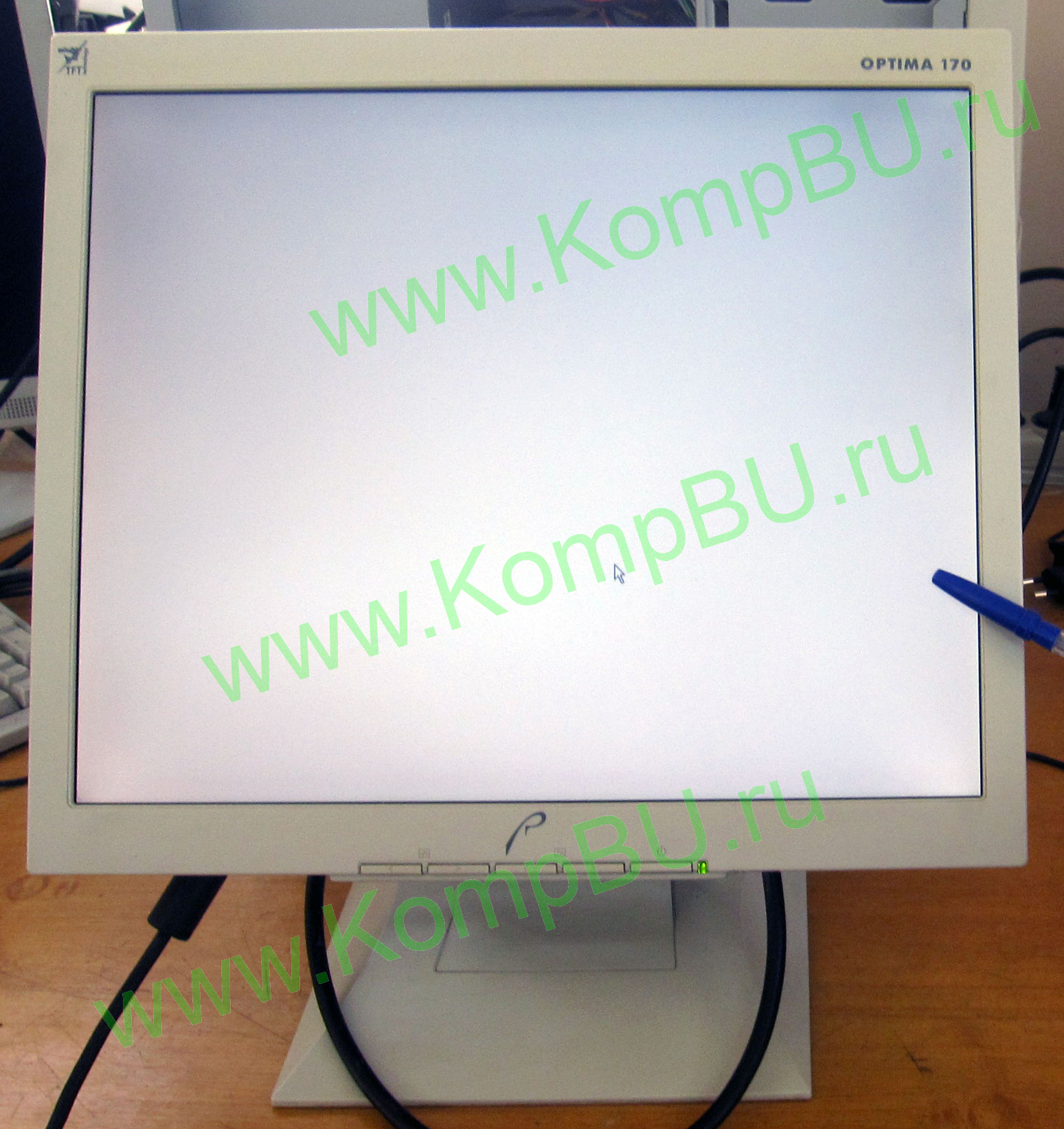 "монитор Б/У 17"" TFT RoverScan Optima 170"