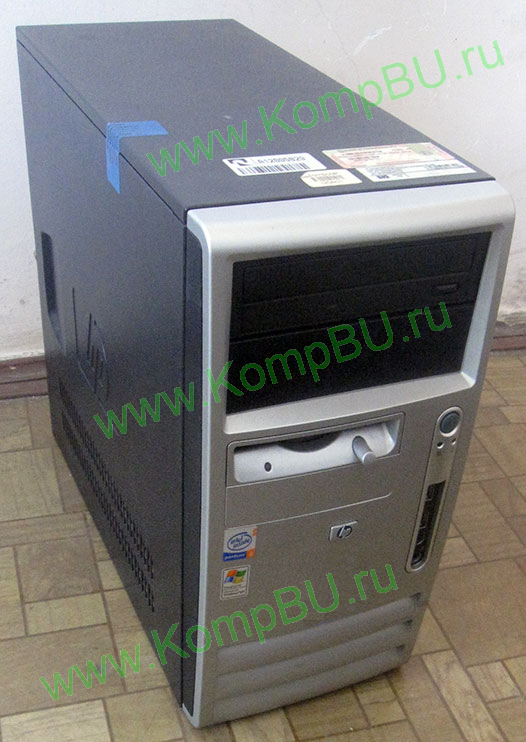 компьютер Б/У HP Compaq dx6120 MT Intel Pentium-4 3.06GHz /1024Mb DDR2 /160Gb /video /DVDROM /sound /LAN 1G /ATX 300W