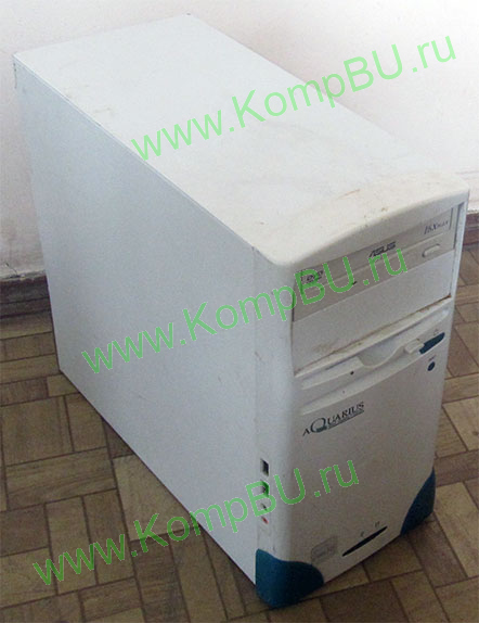 компьютер Б/У Intel Pentium-4 2.8GHz /1024Mb DDR /80Gb /video /DVDROM /sound /LAN /ATX 250W