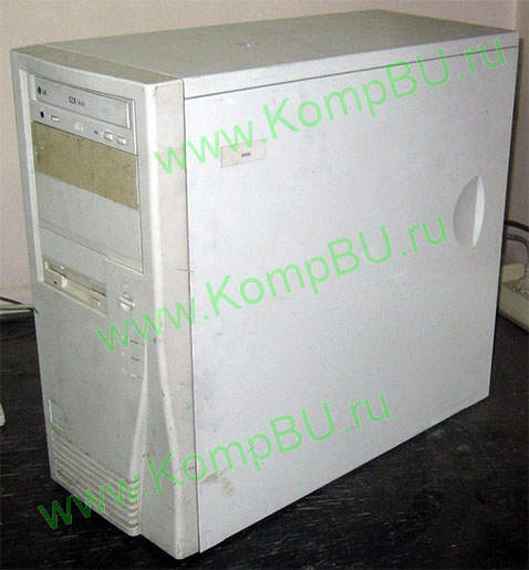 компьютер Б/У AMD Athlon XP 1250MHz /512Mb /40Gb /128Mb GeForce FX5200 (DVI, tv-out) /CDROM /sound /LAN /ATX 250W