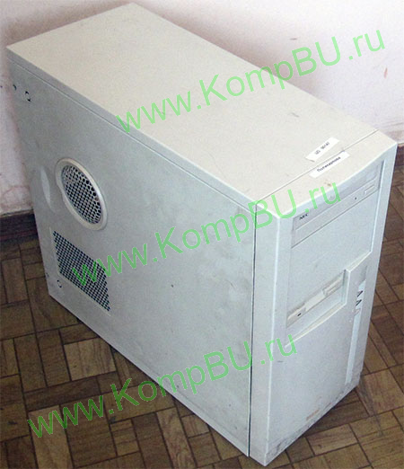 компьютер Б/У Intel Pentium-4 2.4GHz /1024Mb DDR /80Gb /video /CDRW /sound /LAN /ATX 300W