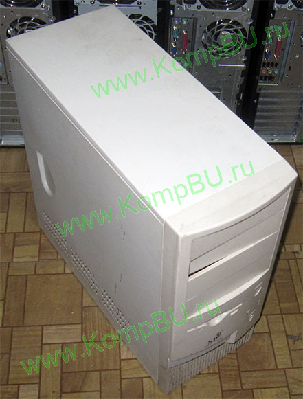 компьютер Б/У AMD Sempron 2200+ (1500MHz) /512Mb /40Gb /64Mb GeForce MX440 (tv-out) /sound /LAN /ATX 250W
