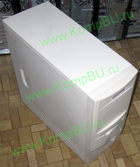 компьютер Б/У AMD Sempron 2200+ (1500MHz) /512Mb /40Gb /64Mb GeForce MX4000 /sound /LAN /ATX 300W