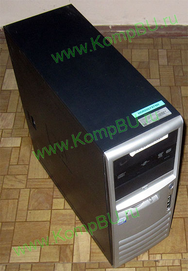 двухядерный компьютер Б/У HP Compaq dc7700 Intel Core 2 DUO E6320 (2x1.86GHz) /1024Mb DDR2 /160Gb /video /DVDRW /sound /LAN /ATX 250W