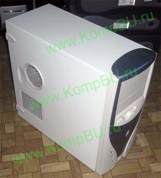 компьютер Б/У Intel Pentium-4 3.0GHz HT /512Mb DDR /80Gb /32Mb ATI Radeon 7000 (DVI, tv-out) /sound /LAN /ATX 300W
