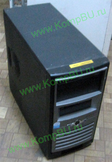компьютер Б/У Intel Pentium-4 3.0GHz HT /512Mb DDR /40Gb /video /DVD-CDRW /CardReader /sound /LAN /ATX 250W