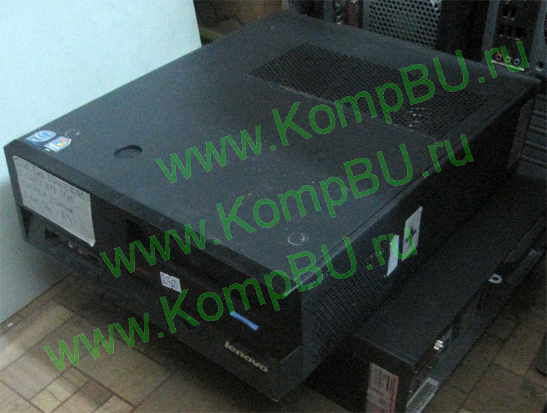 двухядерный компьютер Б/У Lenovo ThinkCentre MT/M:9489/CTO (Intel Core 2 Duo E8200 (2x2.66GHz) /2048Mb DDR2 /160Gb SATA /video /DVDRW /sound /LAN 1G /miniATX Desktop)