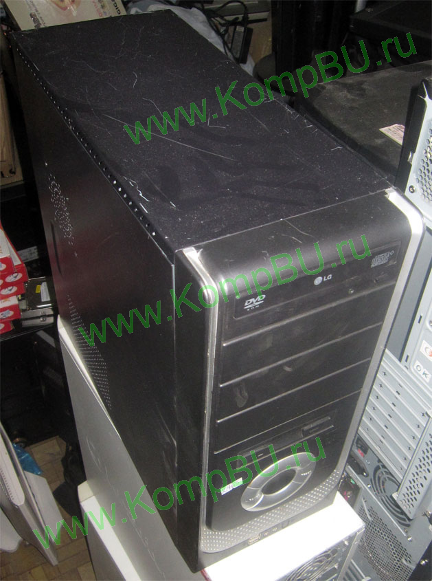 Фото: компьютер Б/У AMD Athlon 64 3200+ (2.0GHz) sAM2 /512Mb DDR2 /80Gb SATA /video /DVDROM /sound /LAN /ATX 350W Inwin