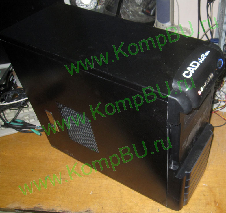 двухядерный компьютер Б/У Intel Core i3-2120 (2x3.3GHz) s1155 /2048Mb DDR3 /500Gb SATA /video (DVI) /DVDRW /sound /LAN 1G /USB 3.0 /ATX 550W