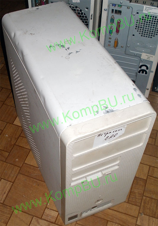 компьютер Б/У Intel Pentium-4 530 3.0GHz HT s775 /1024Mb DDR1 /160Gb IDE /video /no drive! /sound /LAN /ATX 420W