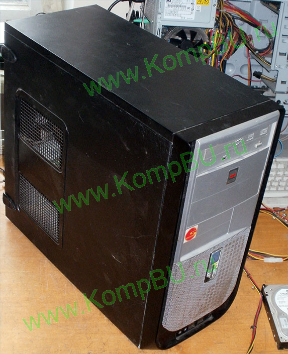двухядерный компьютер Б/У AMD Athlon 64 X2 6000+ (2x3.0GHz) /Cooler Zalman /2048Mb DDR2 250Gb IDE /512Mb GeForce 8500 (DVI, tv-out) /DVDRW DL /sound /2xLAN 1G /ATX 450W Inwin